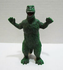 "GODZILLA 1978 BENDABLE BENDY 5"" RUBBER FIGURE by GLJ KING OF THE MONSTERS"