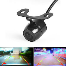 UNIVERSAL Car Front View Forward Parking Camera Kit HD Color CMOS Waterproof New