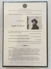 Angels & Insects by A.S. Byatt - Signed Limited Edition