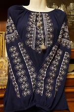 Ukrainian embroidery, embroidered blouse,chiffon, any color, XS-4XL, Ukraine