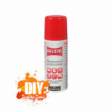 50ml Bondall Ballistol Lubricant Cleaner Protection Oil Fishing Hunting Boating