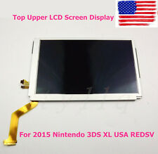 NEW Replacement Top Upper LCD Screen Display for Nintendo 3DS XL USA REDSV 2015