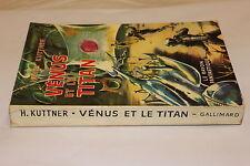 (61) Vénus et le titan / Henry Kuttner / Le rayon fantastique