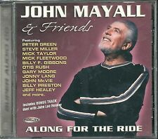 Mayall, John & Friends Along for the Ride SACD Audio Fidelity Neu OVP Sealed