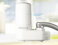 BRITA Basic On Tap Faucet Water Filter System - Save $$$! Filter Your Tap Water!