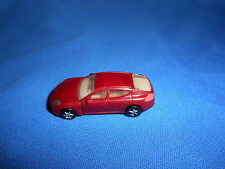 MAROON RED Mini PORSCHE PANAMERA 970 Plastic Toy Kinder Surprise CAR Vehicle