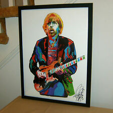 Trey Anastasio, Phish, Vocals, Guitar Player, Rock, Blues, 18x24 POSTER w/COA