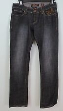 Ed Hardy Dark Wash Bootcut Jeans Size 28