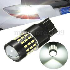54 SMD 7443 7440 12V 3.1W White LED Car Turn Signal Tail Backup Brake Light Bulb