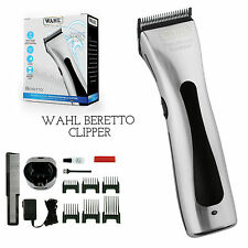 WAHL PROFESSIONAL BERETTO CLIPPER (Cordless)- MODEL No: 8843-830