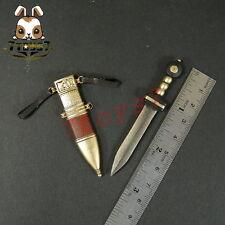 ACI Toys 1/6 Roman Republic Centurion Legio XIII Lucius_ Dagger set_Metal AT090C
