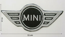 BMW Mini Cooper Logo Sew Iron Patches Embroidered Badge patch shirt cap jacket