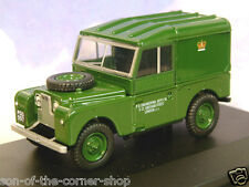 "OXFORD 1/43 LAND ROVER SERIES 1 88"" HARD TOP POST OFFICE TELEPHONES LAN188006"