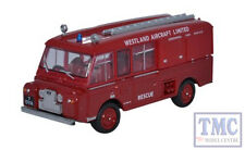 76LRC002 Oxford Diecast OO Gauge Land Rover FT6 Carmichael Westland Aircraft Ltd