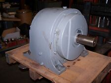 GE HELICAL SPEED REDUCER GEAR BOX 15 HP 11.54:1 RATIO 1750/3000 RPM 259 FRAME