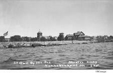 1930s Atwater Kent Home St. Ann's By the Sea Episcopal Kennebunkport Maine