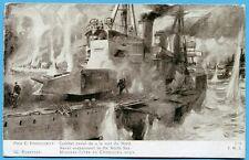 CPA: Combat naval dans la mer du Nord / Guerre 14-18