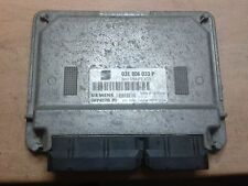 Audi VW Skoda Seat ecu immo off/ removed SIEMENS 03E906033P 03E 906 033 P