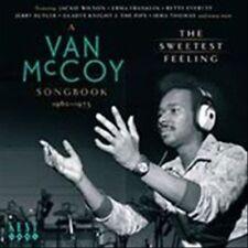 The Sweetest Feeling: Van McCoy Songbook 1962-1973 by Various Artists (CD,...