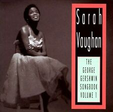 The George Gershwin Songbook, Vol. 1 by Sarah Vaughan (CD, Oct-1990, Emarcy...