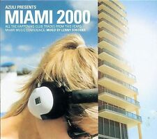 Azuli Presents Miami 2000, New Music