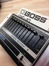 BOSS GE-10 Vintage  Graphic  Equaliser