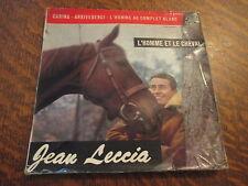 45 tours jean leccia et son orchestre avec les angels l'homme et le cheval