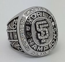 2010 San Francisco Giants World Series Championship ring BOCHY size 11 Fans gift