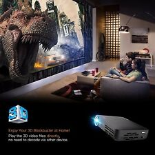 HD Projector APEMAN CX3 DLP Pico Projector TV Projector Small Home Theater