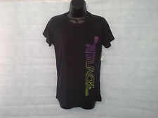Womens New Balance T Tee Shirt Size Small Black High Quality Brand New #2577