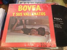 BOVEA & SUS VALLENATOS VOL 2 CUMBIA COLUMBIA BINGO B49 EXC