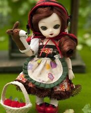 Strawberry Candle Little Red Riding Hood Jun Planning AI Ball Jointed Doll NIB