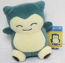 Pokemon Figure Snorlax Plush Stuffed Doll Toy 6 Inch US SHIP