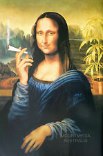 (LAMINATED) MONA LISA: JOINT POSTER (91x61cm) POT PLANT NEW LICENSED ART