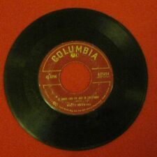 """MARTY ROBBINS """"LOOKS LIKE I'M JUST IN YOUR WAY"""" 1955 COLUMBIA 21414 LQQQK!!"""