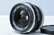 【Exc++++】 Canon FL Lens 28mm F3.5 Wide Angle  FD/FL Mount From Japan #74306