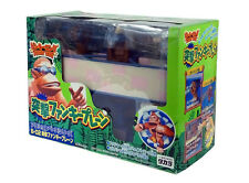DONKEY KONG vintage FUNKY & Airplane Action Base B-02 TAKARA 1999 Japan Nintendo