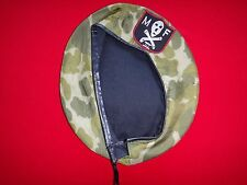 Vietnam War Camo Beret US Advisor To South Vietnamese ARVN MIKE FORCE III Corps