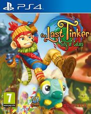 The Last Tinker (PS4) BRAND NEW SEALED PLAYSTATION