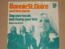 "BONNIE ST. CLAIRE (AND UNIT GLORIA) -Clap Your Hands And Stamp Your Feet- 7"" 45"