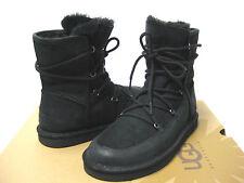 Ugg Lodge Black Women Boots US6/UK4.5/EU37