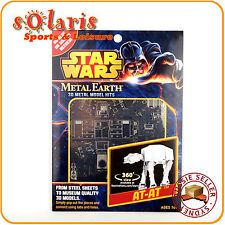 Fascinations Metal Earth AT-AT Walker 3D Model Licenced Star Wars Collectable