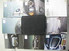 BMW X5 3.0, 4.8 - BOOKS, MANUALS AND NAVIGATION DISK - 2007