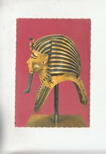 BF27998 cairo the egyptean museum the golden mask of ki egypt   front/back image