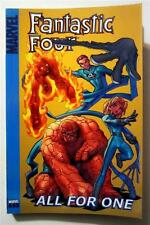 FANTASTIC FOUR ALL FOR ONE MARVEL PAPERBACK PB (VERY GOOD)