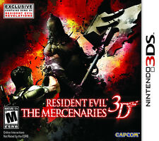 Resident Evil: The Mercenaries 3DS New Nintendo 3DS