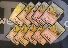 10 Mountain (#9053) - 93/94 Arabian Nights MtG Basic Land Common Magic