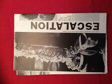 m12r ephemera 1969 film 2 page escalation lino capolicchio claudine auger