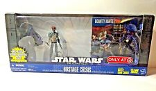 Star Wars Clone Wars Hostage Crisis Target Exclusive w/Bounty Hunters DVD