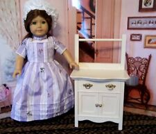 AMERICAN GIRL DOLL Samantha's WASH STAND nightstand commode  RETIRED